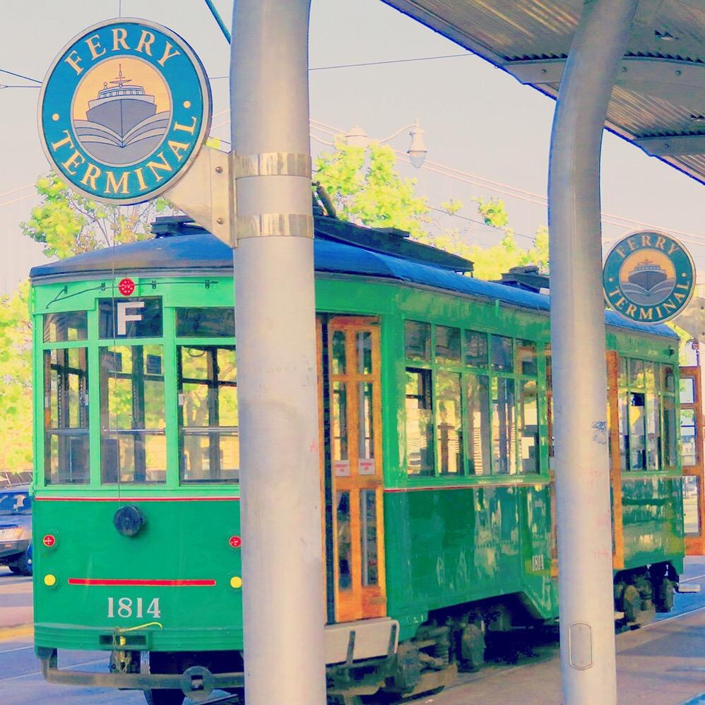 San Francisco – Tram
